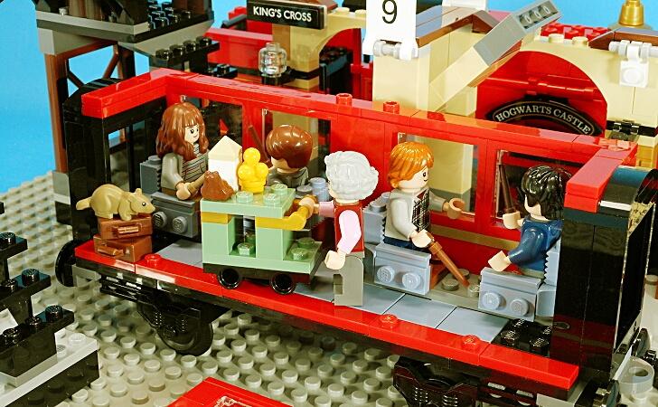 蒸気機関車の客車