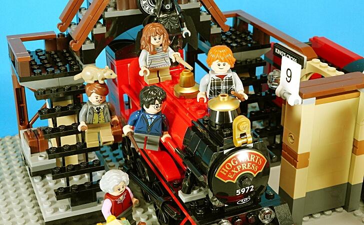 蒸気機関車の各部名称