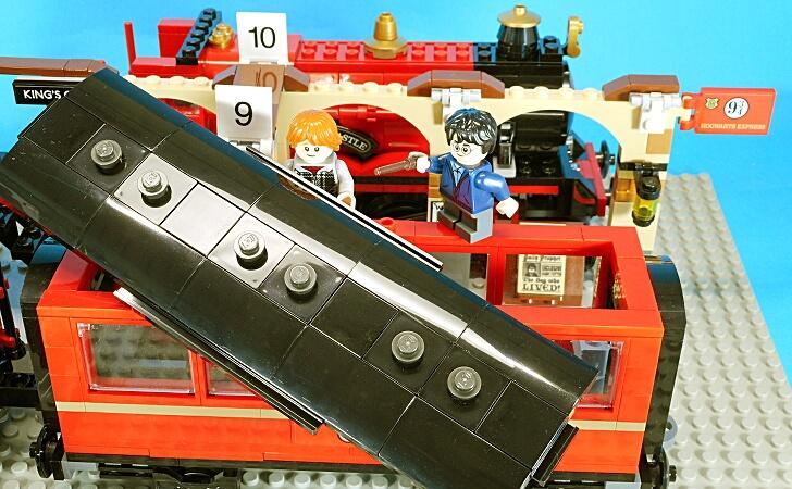 客車の屋根