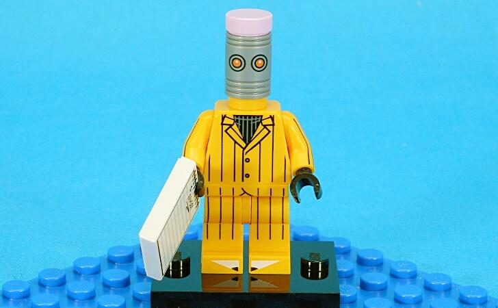 レゴ イレイザーのミニフィグ