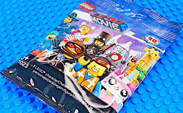 レゴ ムービー2 ミニフィギュアシリーズ 71023
