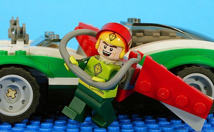 レゴ カイトマン
