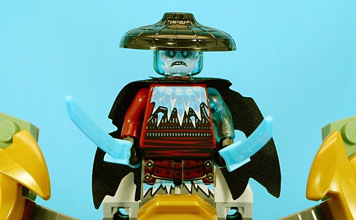 レゴ ブリザードソードマスター