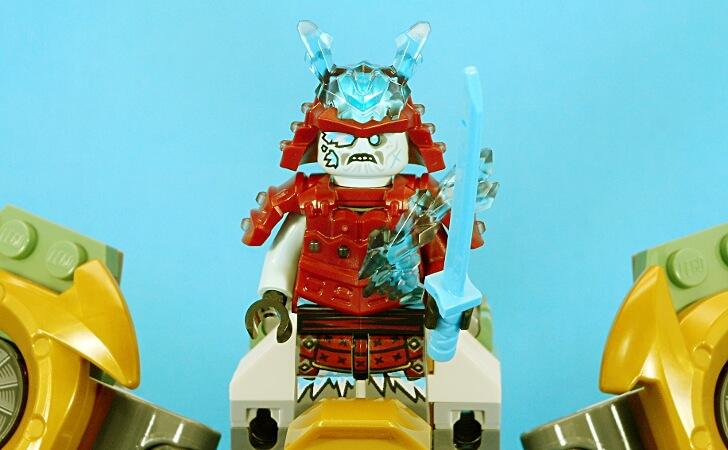 レゴ ブリザード戦士