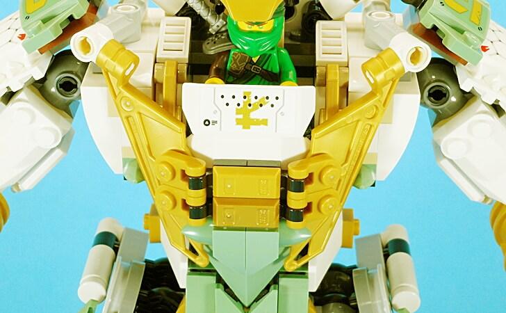 レゴ 巨神メカの胴体