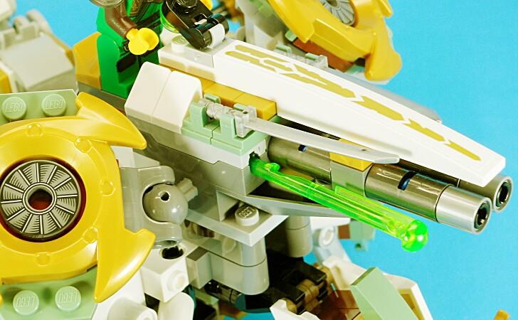 レゴ タイタンウィングのシューター