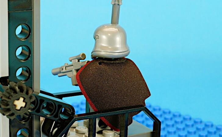 レゴ キャプテン・ファズマのマント