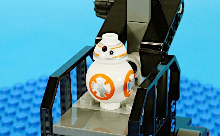 レゴ BB-8のミニフィギュア