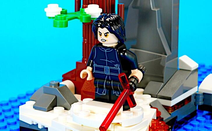 レゴ カイロ・レンのミニフィグ
