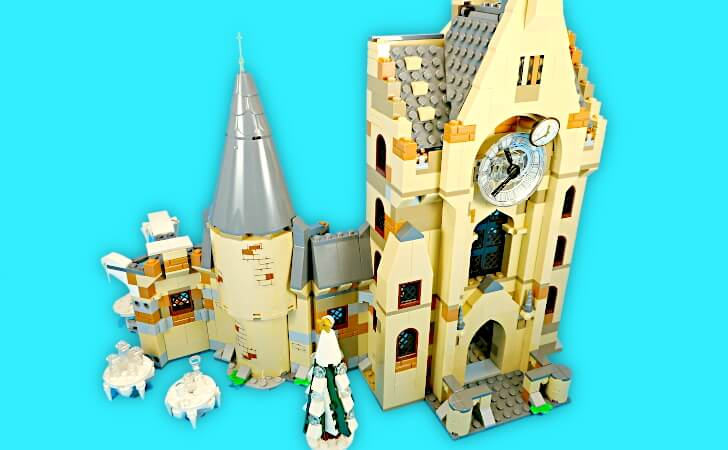 lego-harry-potter-hogwarts -castle-clock-tower-75948-review