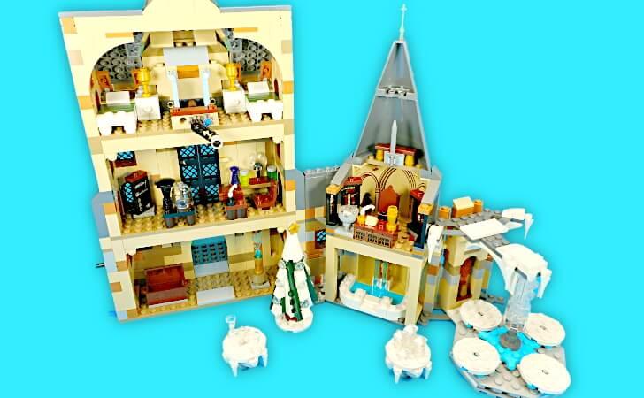 レゴ ハリーポッター ホグワーツの時計塔 75948