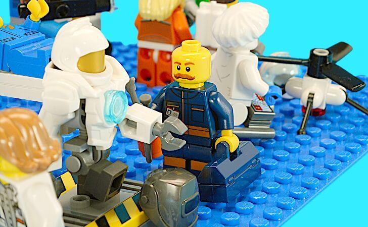 LEGO宇宙航空研究開発局