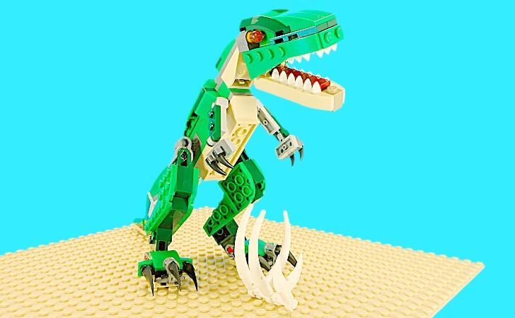 lego-creator-mighty-dinosaurs-31058-tyrannosaurus-review