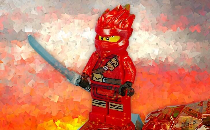 レゴ カイFSのミニフィグ