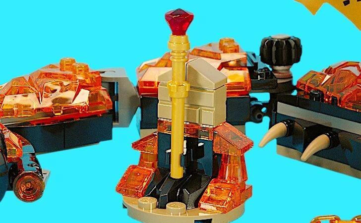 レゴ ステッキ