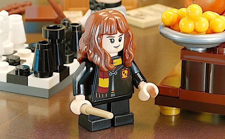 レゴ ハーマイオニーのミニフィグ