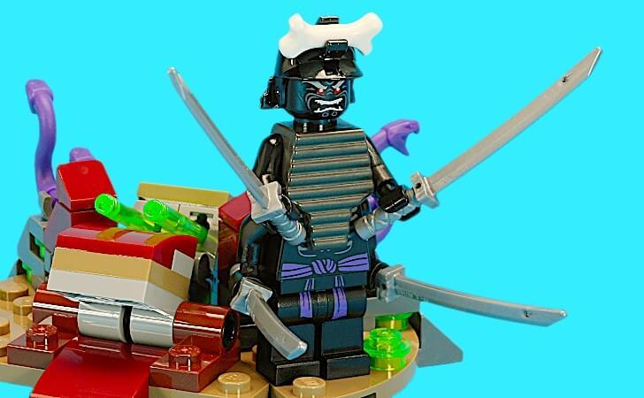 レゴ ガーマドンのミニフィグ
