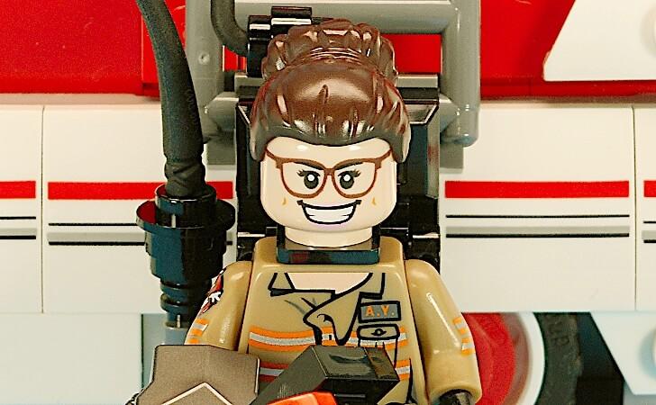レゴ アビー・イェーツのミニフィグ