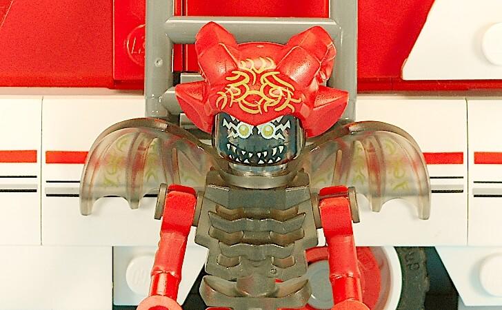 レゴ メイヘムのミニフィグ