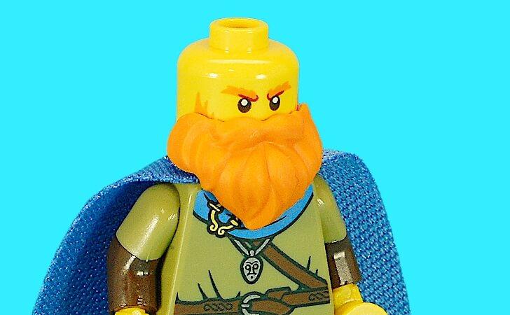 バイキングの髭