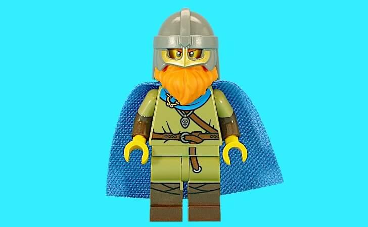 ヴァイキング時代に躍動