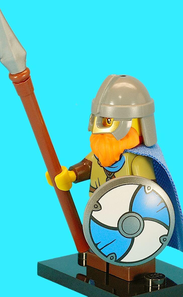 レゴ ミニフィギュア シリーズ20 バイキングの総評
