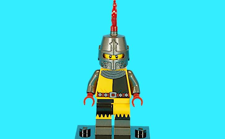 中世の戦士
