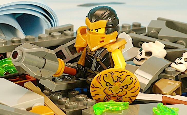 レゴ コールのミニフィグ