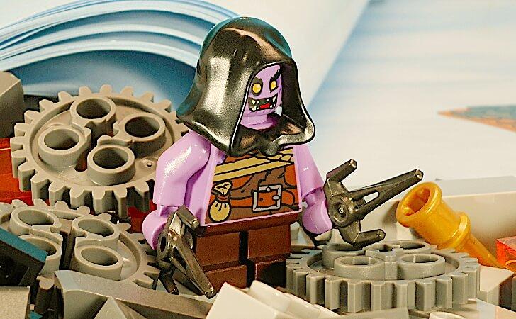 レゴ ジンクルのミニフィグ