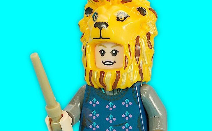 ライオンヘッド